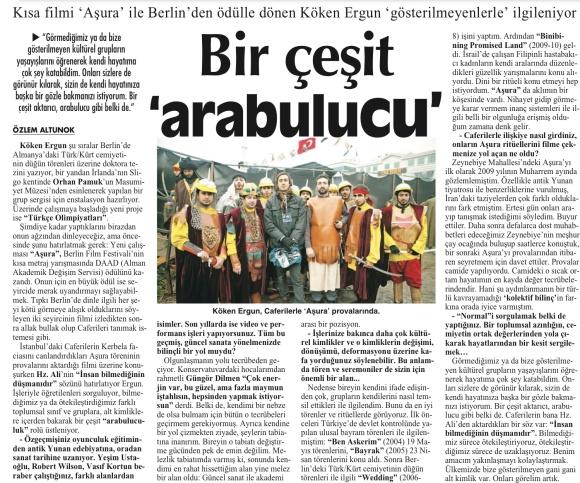 Cumhuriyet march 2013